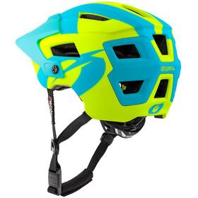 ONeal Defender 2.0 Helmet SLIVER neon yellow/blue